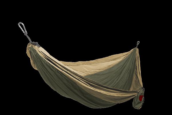 The Grand Trunk Single Parachute Nylon Hammock (Photo: Grand Trunk)